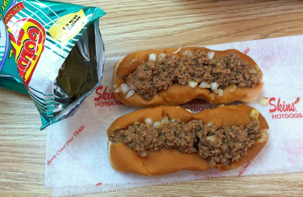South Carolina Style Hot Dog Chili